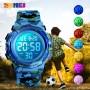 Детские наручные часы SKMEI 1548 Синие
